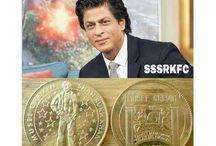 SRK....