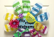 Party Flip Flop