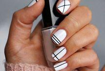 Геометрия ногти