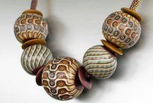 náhrdelník škeble