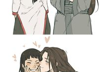 Neji  y Tenten ♡♡