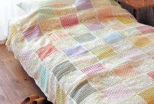 FELISSIMO: Crochet Pastel Blanket / Ancho 19 celosías; 19x3 +1= 58 Alto 21
