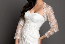 Stunning Bolero's for your wedding <3