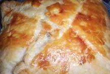 tarta de champiñon