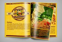 Pecel Bu Yuning Project / Project konten dan desain untuk Pecel Bu Yuning