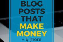 Blog stuff for me