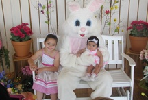 Meet the Easter Bunny!!