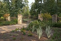 Driveways, Gates, and Fencing