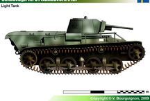 WW II SWEDEN MILITARY LAND VEHICLES