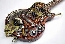 Art - Banjo B, Guitar, Mandolin, Dobro.......