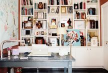 Design/Work Spaces/Home / by Mary Frydenberg