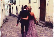 Kristina & Aurimas - Wedding 29th April 2015 / The Travel Wedding day, Shabby Chic, brown and pink colors, Ravello, Amalfi Coast, Hotel Bonadies, Sposa Mediterranea, Lux Weds, Olga studio, Federica Wedding Planner,