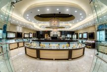 Belle Jewelers / From Concept to Completion, Leslie McGwire & Associates: Interior Design Company designed Belle Jewelers.