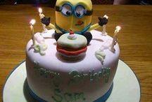 Cakes Minions