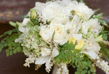 Bridal bouquets / Flower inspiration