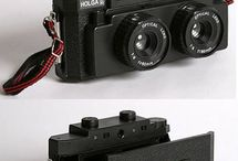 Cameras / by Stereo-Man 3D Magazine