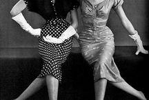 Платья 40-х