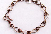 wire chains