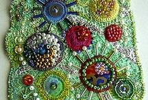 Fiber Art and other Amazing Stitchery / Fiber art, stitchery of any sort