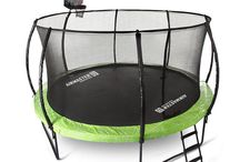 Best UK Trampolines / Selection of best trampolines available in United Kingdom!