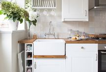 The heart of the home / Kitchen inspiration / by Tamsyn Rayner