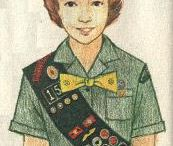 Girl Scout Memories! / Brownies and Girl Scouts in the late 60's .......