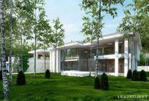 Modern house plan (projekty domów nowoczesnych). / Modern house plans. Projekty domów nowoczesnych.  #projekt #domu #dom #projektdomu #projektydomow #projektydomów #budowa #buduje #buduję #budujedom #budujędom #house #houseplan #plan #architecture #modernhouse #modern #project #houseproject #nowoczesnydom #domnowoczesny #nowoczesny