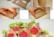 Reciclaje cartón