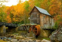 Amazing Structures - Grist Mills  / by Sue Eleazer