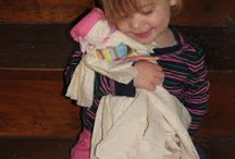 Cute DIY for the kiddos! / by Melissa McManus