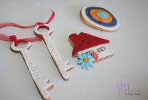 Kişiye Özel / Pasta-Kurabiye-Cupcake