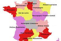 Géographie / by MFR Puy-Sec