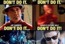 Humour: DC séries TV