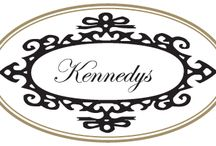 Blondebrudekjoler / De smukkeste blonder hos Brudesalonen Kennedys