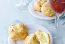 Entertaining Snacks and Appetizers