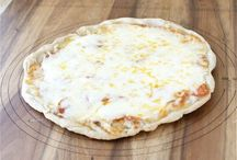 Pizza and Pizza Crusts