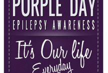 Epilepsy Awareness in Action  / Let's spread #Epilepsy awareness and understanding! But help us go even further - and push Epilepsy #Awareness into Action - Because awareness can't just happen on only one day, but it can happen one day, one moment, and one action at a time! ***Pin from Original Sources if Possible! / by Katrina Moody