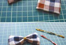 Laços, faixas e fitas
