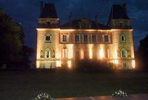Château de Seyre / Elégant château proche de Toulouse. A louer pour des mariages ou des vacances en famille.