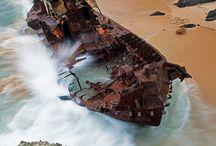 Shipwrecking