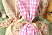 Great Uses for Vintage Fabric