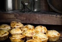Savoury and sweet pies