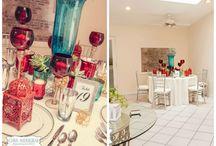 Tablescapes / by Orlando Wedding & Party Rentals