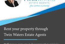 Twin Waters Estate Agents - Rentals