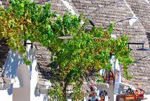 Alberrobello, Puglia italy