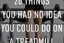 Treadmill excercises