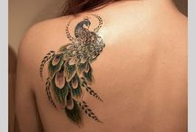 #Upper Back Tatoos / by Debra J. Newbill