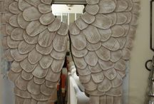 angels, feathers and wings / by Doreen McGauvran