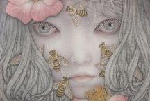 Illustration - Atsuko Goto