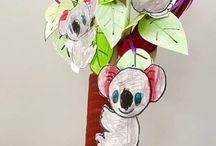 Koala craft ideas
